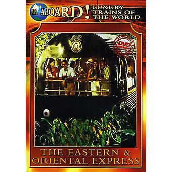 Eastern & Oriental Express [DVD] USA import