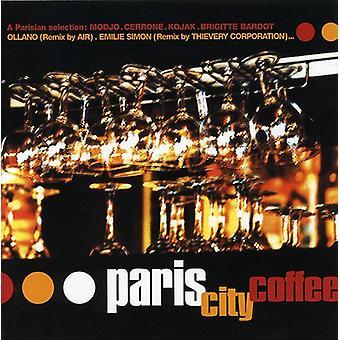 Sunnyside Cafe - Paris City Coffee [CD] USA import