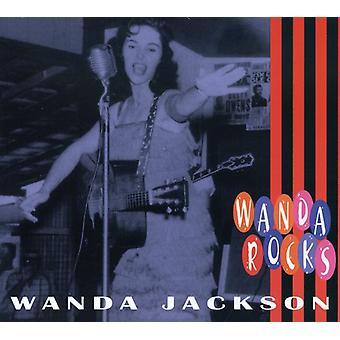 Wanda Jackson - Wanda rotsen [CD] USA import