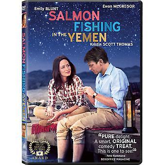 Lohen Kalastus Jemenin [DVD] USA tuoda