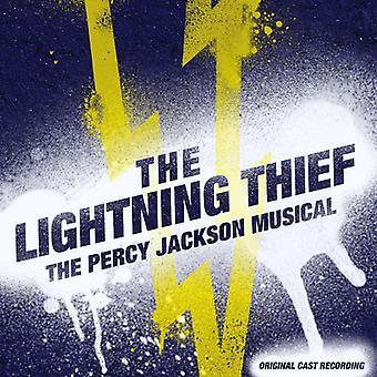 Lightning Thief - Percy Jackson Musical / O.C.R. - Lightning Thief - Percy Jackson Musical / O.C.R. [CD] USA import