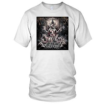 Belphegor Black banda demoníaca niños T Shirt