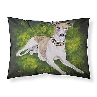 Isabella Greyhound Fabric Standard Pillowcase