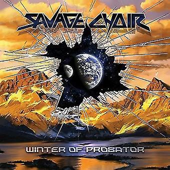 Savage Choir - Winter of Probator [CD] USA import