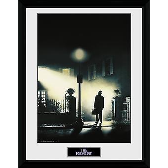 The Exorcist Key Art Framed Collector Print 40x30cm