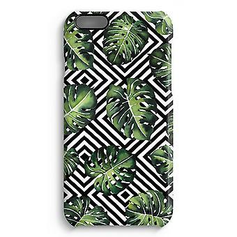iPhone 6 Plus Full Print Fall (glänzend) - geometrische Dschungel
