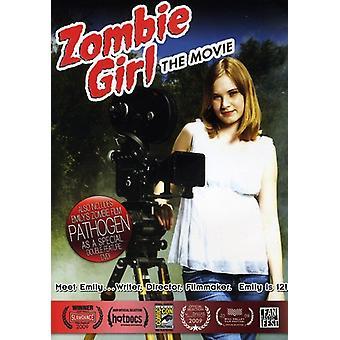Zombie Girl: The Movie [DVD] USA import