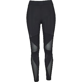 Urban klassikere damer - TECH MESH trekant fitness leggings