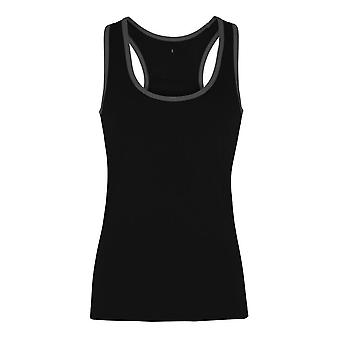 Tri Dri Ladies Panelled Tridri Fitness Vest