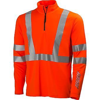 Helly Hansen Mens Esbjerg Workwear termica Polo camicia Baselayer