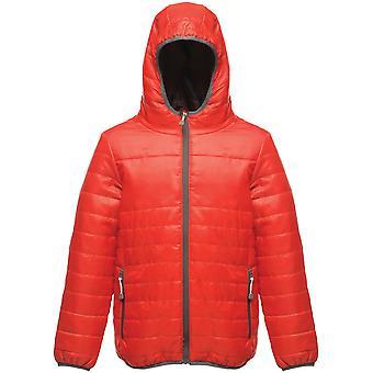 रेगाटा ्या & girls Stormforce लाइटवेट ड्युरेबल्स गद्देदार जैकेट कोट