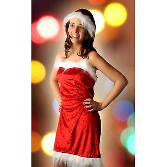 Costumes de femmes fille de Santa sexy