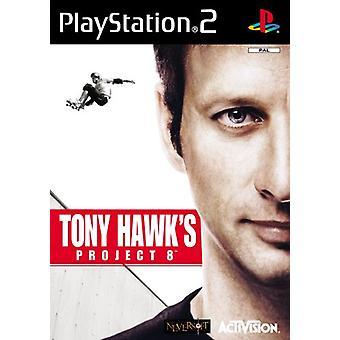 Tony Hawks Project 8 (PS2) - Usine scellée