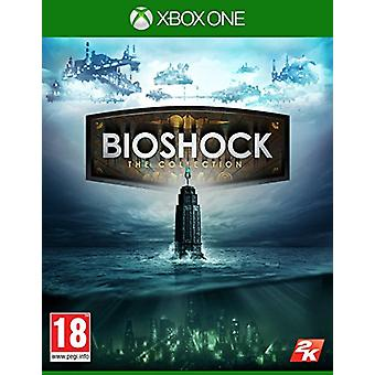 Bioshock The Collection (Xbox One) - New