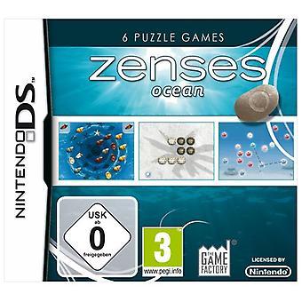 Zenses Ocean Edition (Nintendo DS)-fabriks forseglet
