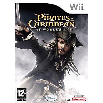 Pirates Of The Caribbean At Worlds End (Wii) - New
