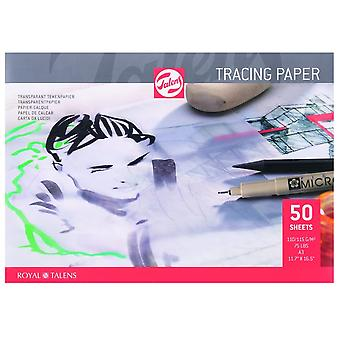 Royal Talens Talens Tracing Paper Pad 110gsm - Sizes Listed