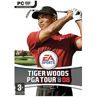 Tiger Woods PGA Tour 08 (PC DVD) - New
