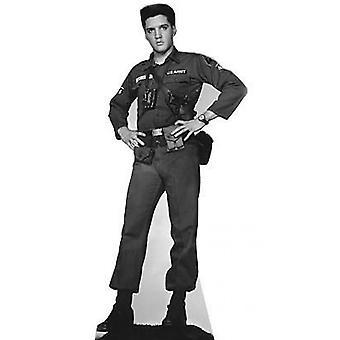 Elvis GI Blues kartong släppandet