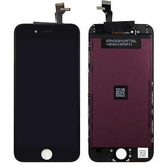 Näyttöyksikön LCD täydellinen kosketusnäyttö Apple iPhone 6 4.7 musta