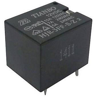 Tianbo Electronics HJR-3FF-S-Z 24VDC PCB relay 24 V DC 15 A 1 change-over 1 pc(s)