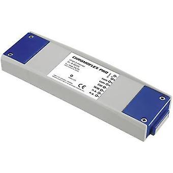 Barthelme CHROMOFLEX Pro striscia 2 canali LED dimmer 240 W 868.3 MHz 50 m 180 mm 52 mm 22 mm
