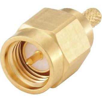 Rosenberger 32S107-302L5 SMA connector Plug, straight 50 Ω 1 pc(s)