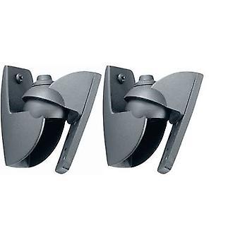 Kaiutin seinä teline kallistaminen, kääntyvä etäisyys seinään (maks.): 3 cm 1 pari Vogel VLB 500 musta