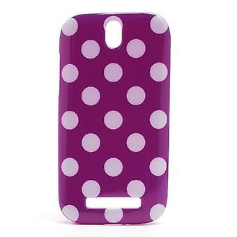 Suojakotelo mobile HTC yksi s T528T