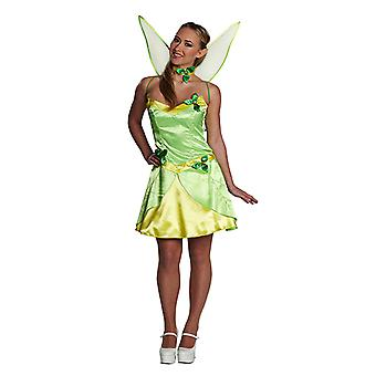 Elf fairy dress fairy drakt, fairy drakt for kvinner