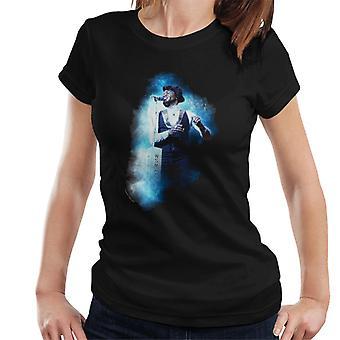 TV kertaa James Brown Retro liivi 1979 naisten t-paita