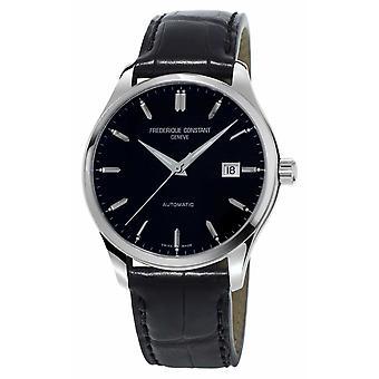 Frederique Constant Classics Index Automatic Mens Black Dial FC-303B5B6 Watch