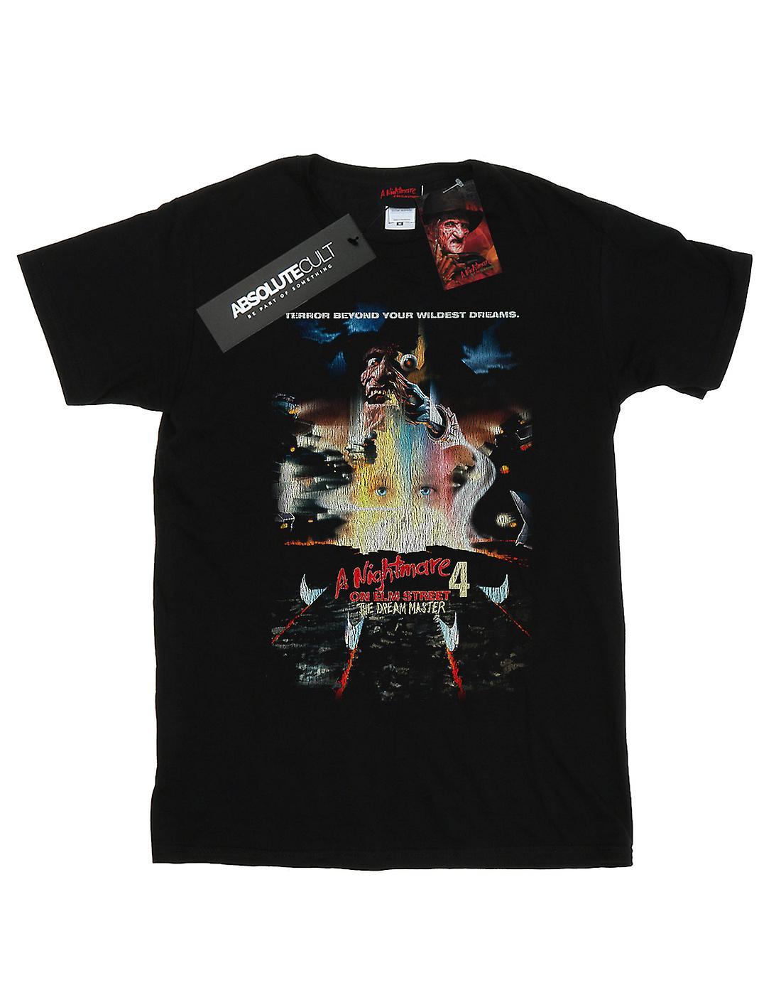 A Nightmare On Elm Street Men's The Dream Master T-Shirt