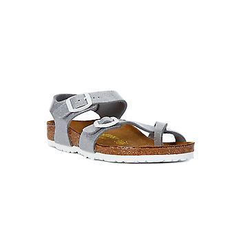 Birkenstock taormina silver sandali