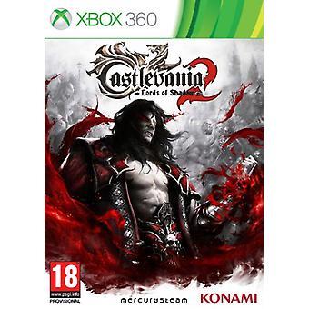 Castlevania Lords of Shadow 2 (Xbox 360) - Fabrik versiegelt