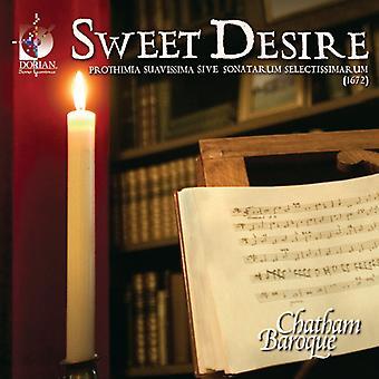 Chatham Baroque - Sweet Desire [CD] USA import