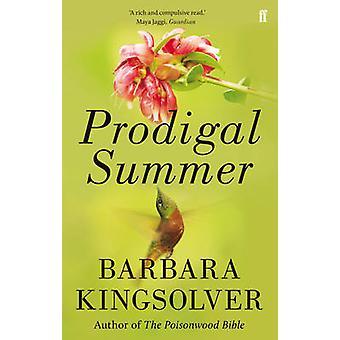 Fortapte Summer (hoved) av Barbara Kingsolver - 9780571298853 bok