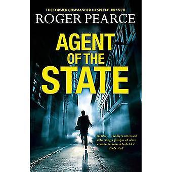 Agente dello stato - un rivoluzionario nuovo Thriller dalla virgola ex