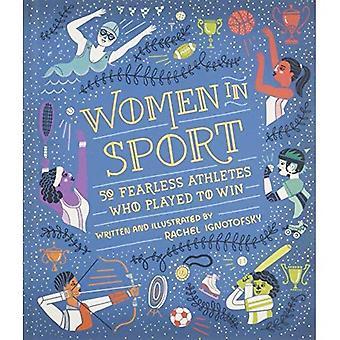 Kvinnor i Sport: femtio orädd idrottare som spelade Win