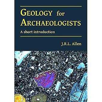 Geologi för arkeologer: en kort introduktion