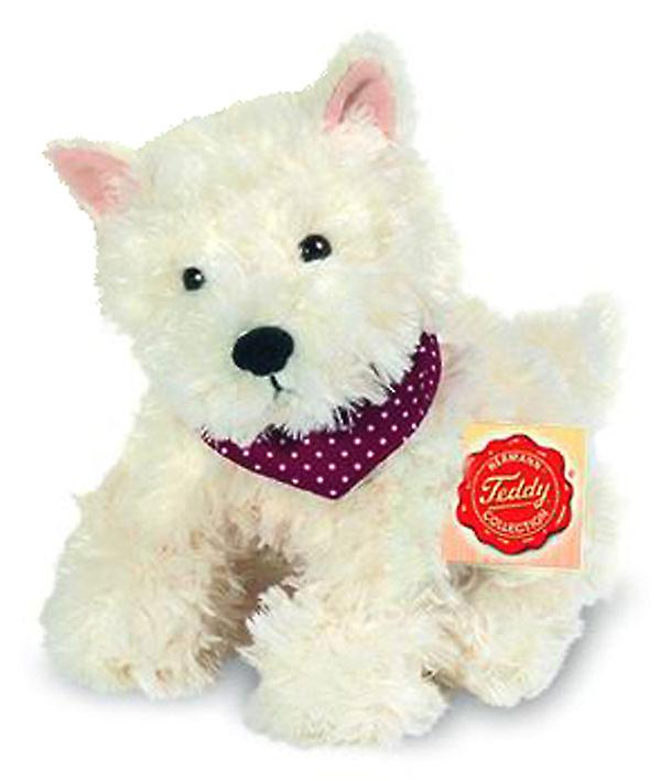Hermann Teddy West Highland terrier 18 cm