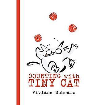 Zählen mit winzigen Katze [Pappband]