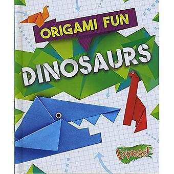 Plaisir de l'origami: Dinosaures (Origami amusant)