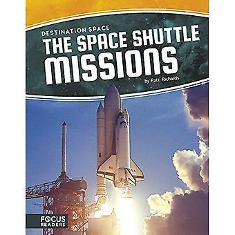 Bestemming ruimte-: Space Shuttle-missie