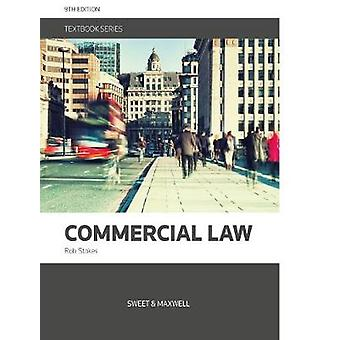 Commercial Law by Dr. Rob Stokes - 9780414037373 Book