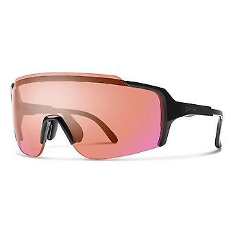 New SMITH Flywheel Performance Sunglasses Polarised Lenses Black
