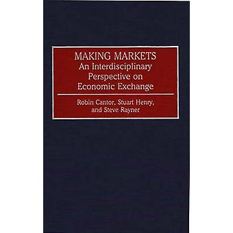 学際的視点をカントール ・ ロビン ・ アンによる経済交流の市場を作る