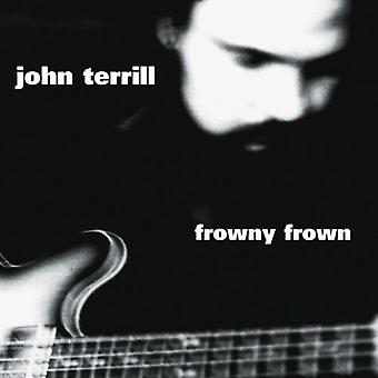 John Terrill - Frowny Frown [CD] USA import