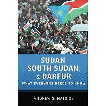 Sudan, Sydsudan og Darfur: hvad alle har brug at vide