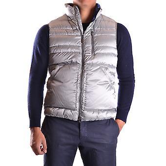 Geospirit Ezbc203012 Men's Silver Polyester Vest